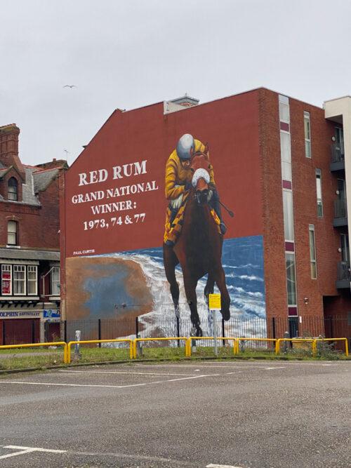 Grand National, Red Run Art